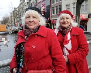 Индивидуалки на пенсии